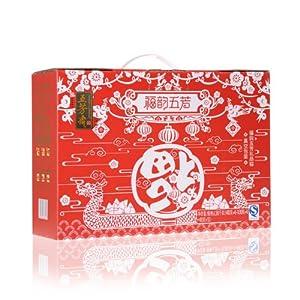 五芳斋 福韵五芳礼盒粽 1200g ¥79 买一赠一