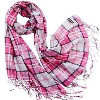 折围巾步骤示意图