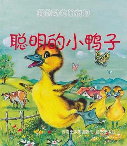我的动物朋友们:聪明的小鸭子图片