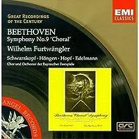 进口CD:贝多芬交响曲no.9