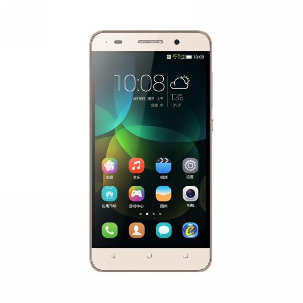 HUAWEI 华为 荣耀畅玩4C CHM-CL00 8G存储版 电信4G定制版手机(金色)双卡双待: 手机/通讯