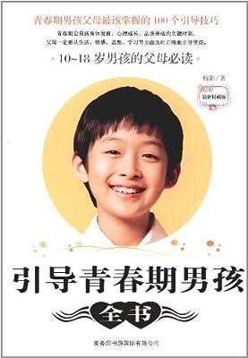 引导青春期男孩全书:10-18岁男孩的父母必读.pdf