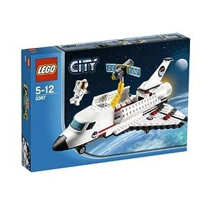 新低价 LEGO 乐高 City 城市系列 航天飞机 L3367 298元(下单减100 即198元包邮)