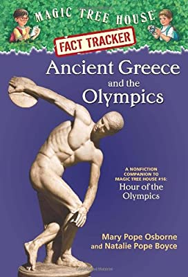 Magic Tree House Research Guide #10: Ancient Greece and the Olympics: A Nonfiction Companion to Hour of the Olympics.pdf