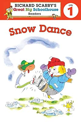 Richard Scarry's Readers : Snow Dance.pdf