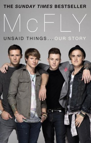 mcfly - unsaid things.our图片