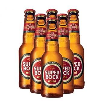 超级博克 原装进口啤酒原味清啤(皮尔森啤酒)200ml*6迷你小瓶装啤酒(m
