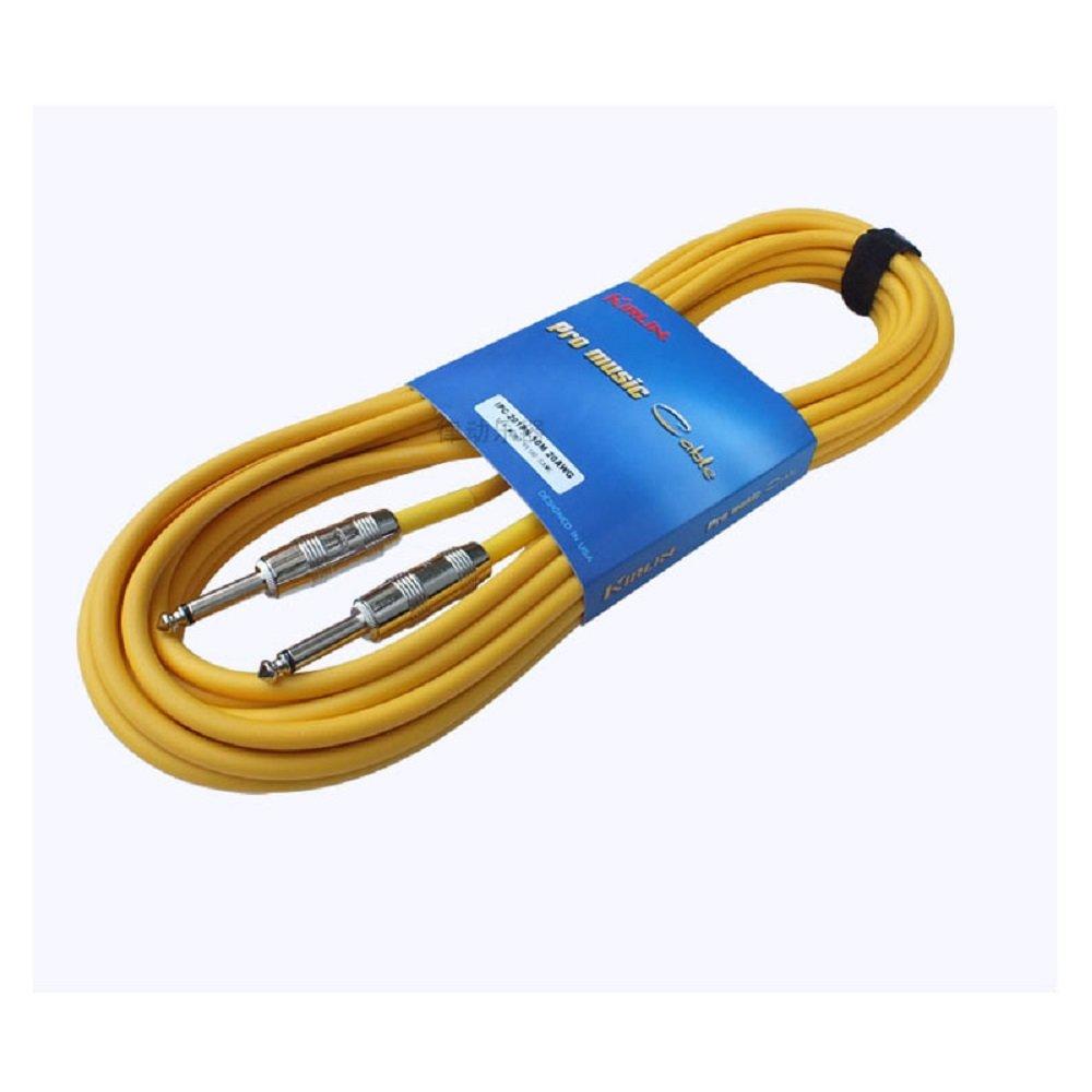 科林 电吉他线无噪音3米/6米/10米电吉他连接