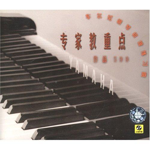 599 车尔尼钢琴初级练习曲 1VCD 2CD