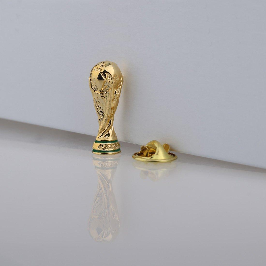FIFA官方授权产品 2014巴西世界杯金杯系列徽章  ¥9