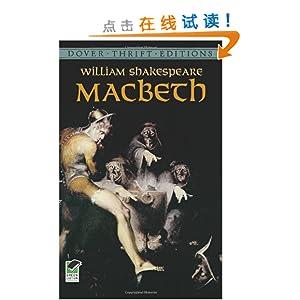 Macbeth\/威廉莎士比亚 (William Shakespeare)