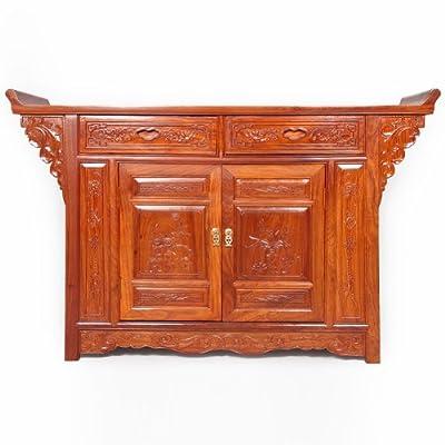 龙上龙 红木家具 佛堂供桌 花梨木小尺寸神台仿古家具
