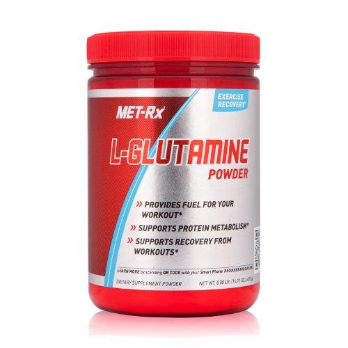 MET-Rx 美瑞克斯 谷氨酰胺粉400g(进口)-图片