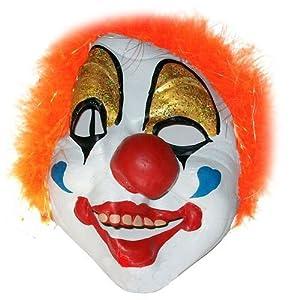 卡通小丑面具