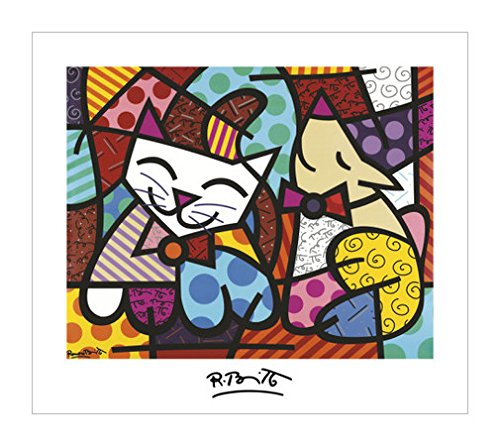 动物抽象画装饰画|猫装饰画|动物装饰画风格