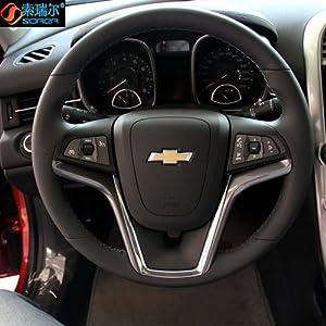 汽车方向盘套雪佛兰科鲁兹迈瑞宝科迈罗大黄蜂沃蓝达 雪弗兰高清图片