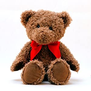 棕色抱抱熊 儿童玩具
