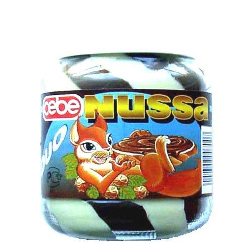 Cebe 食宝牌 榛子牛奶巧克力酱 400g*2 31.1元包邮(折合15.55元/瓶)