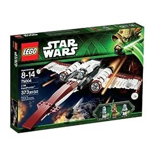 2013新品 全新现货 乐高 LEGO星球大战 猎头者星际战斗机 75004