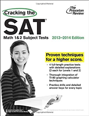 Cracking the SAT Math 1 & 2 Subject Tests.pdf
