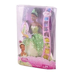Barbie芭比娃娃 迪斯尼变身公主 阿拉丁换装 W1136-1