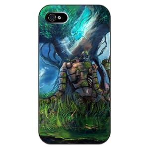 彩绘设计系列之:大树/图画 iphone 5/5s