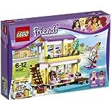 LEGO 乐高 好朋友系列 斯蒂芬妮的沙滩小屋 41037