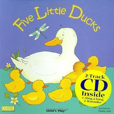 Five Little Ducks 8x8 W/ CD.pdf