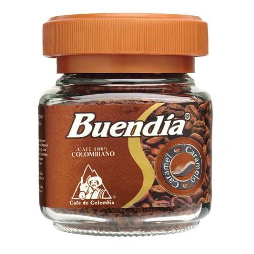 BUENDIA 博恩 哥伦比亚冻干速溶咖啡 焦糖风味 特价19.9元