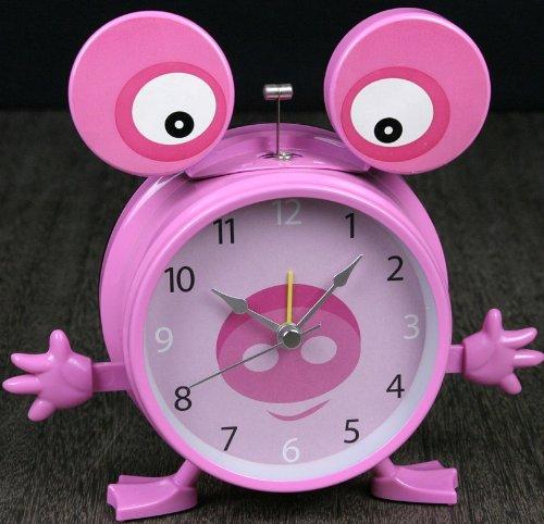 dannol 德高 可爱卡通动物台钟 真声动物小猪叫声钟表