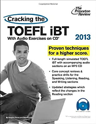Cracking the TOEFL iBT with CD, 2013 Edition.pdf