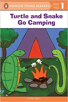 Turtle and Snake Go Camping\/Kate Spohn