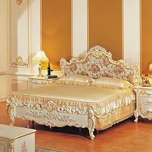 fp 沛俪菲帕 欧式奢华 浪漫古典家具 意大利风格 欧式古典 9703a床架