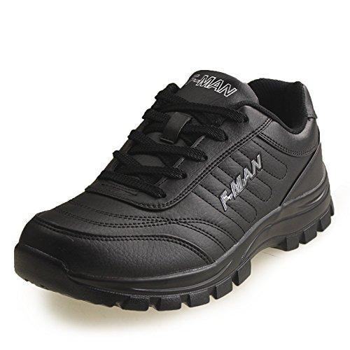 DOUBLE STAR 双星 DSA752 休闲运动冬季男鞋保暖棉鞋休闲鞋PU面旅游鞋低帮鞋