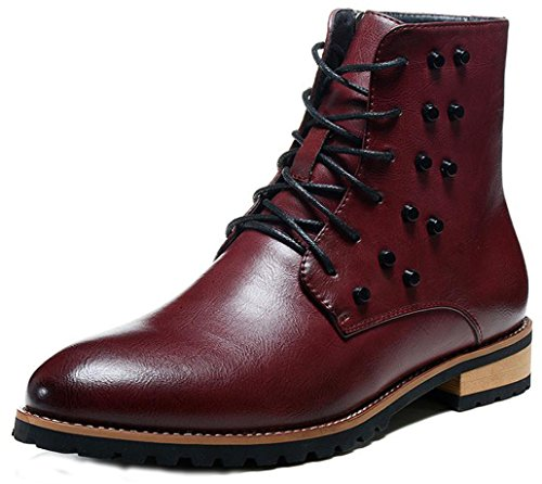 Unbeaten 个性超酷流行 舞台靴 马丁靴 男靴 军靴 时装靴 高帮靴 牛仔靴 棉靴 保暖雪地靴 工装靴 男鞋