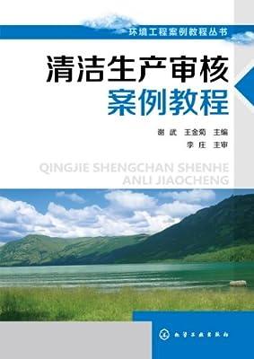 环境工程案例教程丛书--清洁生产审核案例教程.pdf