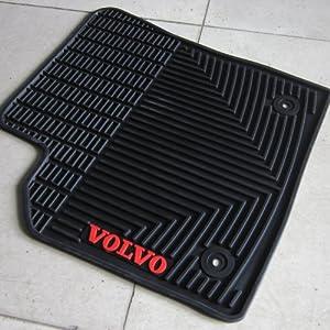 沃尔沃c30车用脚垫 s40乳胶脚垫 c30专用脚垫高清图片