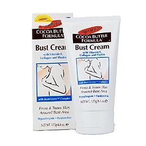 Palmer's Cocoa Butter Formula Bust Cream With Vitamin E 帕玛氏可可脂胸部紧致霜125g*0.3  $16.77