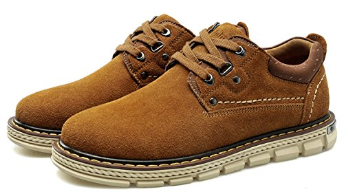 mulinsen 木林森 板鞋2014秋冬新款男鞋牛皮英伦潮流休闲鞋