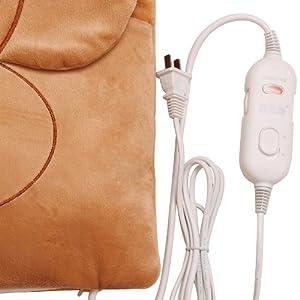 爱贝斯全线路电子控温多用途卡通电热垫58528(暖手/捂脚/护膝/温臀/热