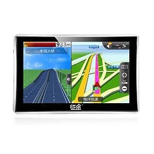zhengtu 征途 NED-750S 车载GPS 7寸高清正版凯立德3D实景地图 原装DSA