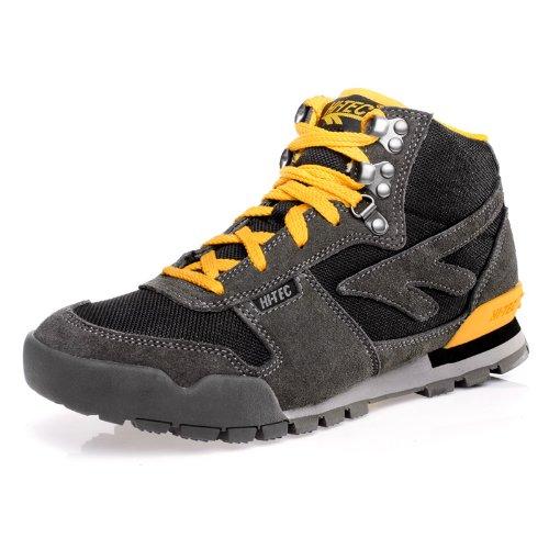 HI-TEC 海泰客 户外运动 男款 中筒徒步鞋 31-5B001