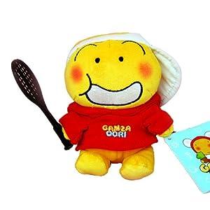 汉祥正版可爱网球土豆dori毛绒玩具娃娃情侣生日礼物