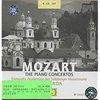 进口CD:莫扎特:钢琴协奏曲集