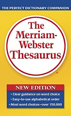 The Merriam-webster Thesaurus.pdf