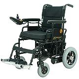 台湾 必翔 电动轮椅 PHFW1018-36 超大马力、快拆出纳方便携带、防滑防爆充气胎-图片