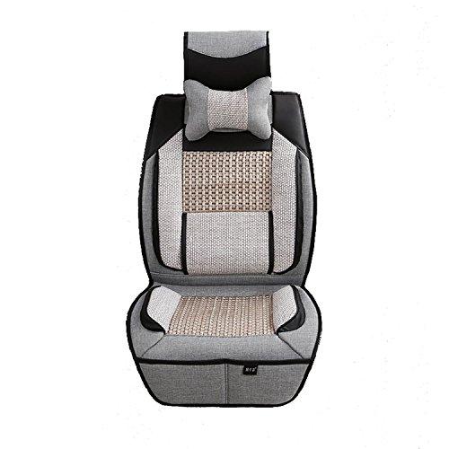 五座汽车座垫 女士坐垫 冰丝汽车垫四季垫 汽车座椅保护垫 汽车装饰品