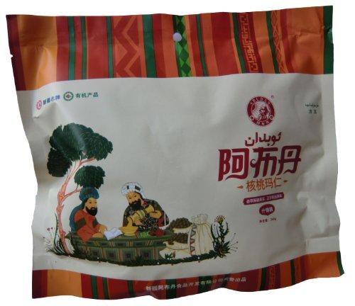 阿布丹和田玛仁糖(切糕)正宗新疆核桃美味迅作文特有绍兴美食图片