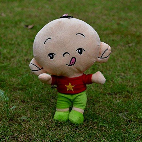 动画片 大耳朵图图小美情侣公仔毛绒玩具 动漫卡通玩偶 儿童礼物