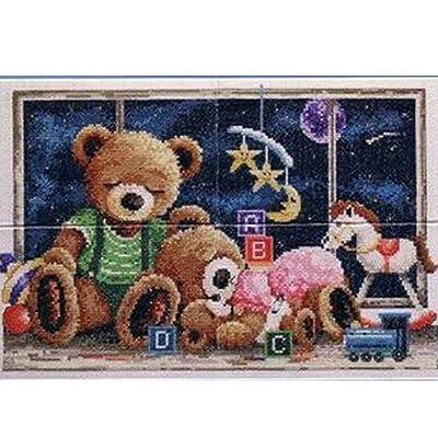 可爱熊晚安动态图片
